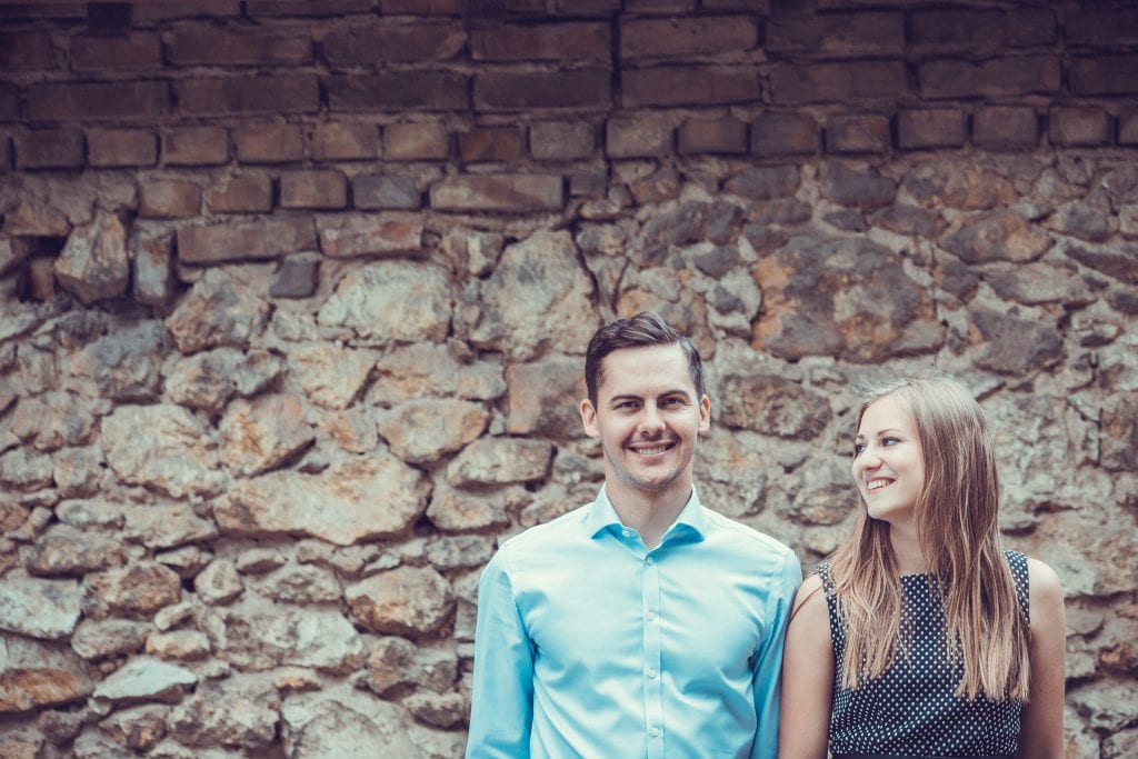 Iryna und Ivan Malysh