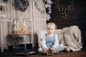 Fotoshooting Weihnachten